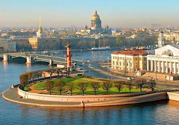 Петербург и пригороды