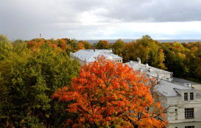 Тарту — город ученых