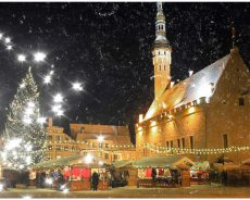 Рождественские каникулы в Таллине
